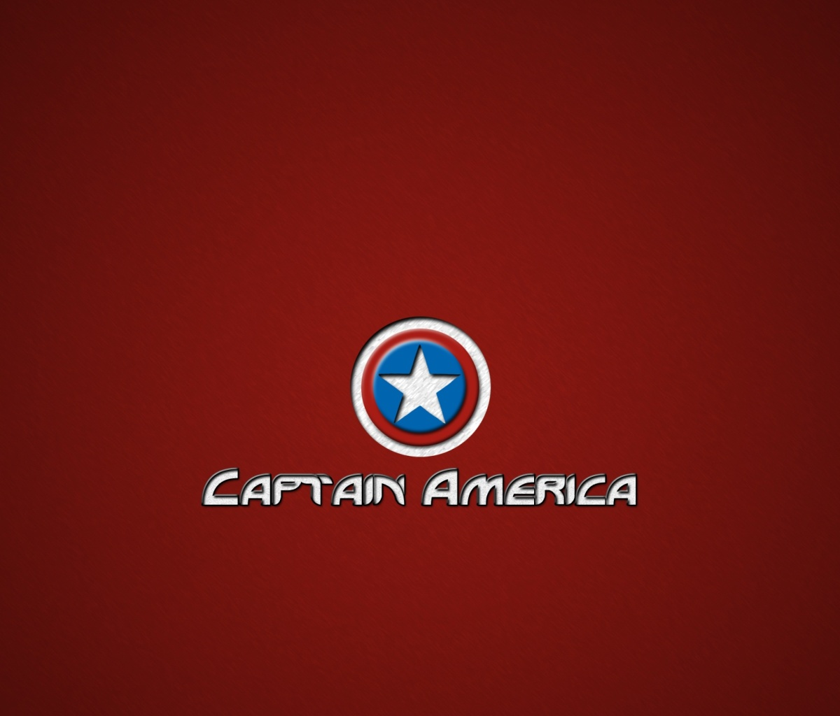 Screenshot №1 pro téma Captain America Shield 1200x1024