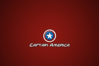 Kostenloses Captain America Shield Wallpaper für Samsung I9080 Galaxy Grand