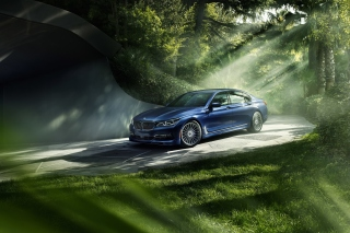 BMW 7 Alpina Wallpaper for Android, iPhone and iPad