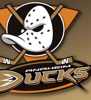 Anaheim Ducks - NHL Wallpaper for Nokia C5-03