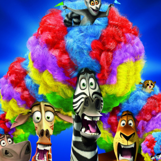 Madagascar Picture for iPad mini