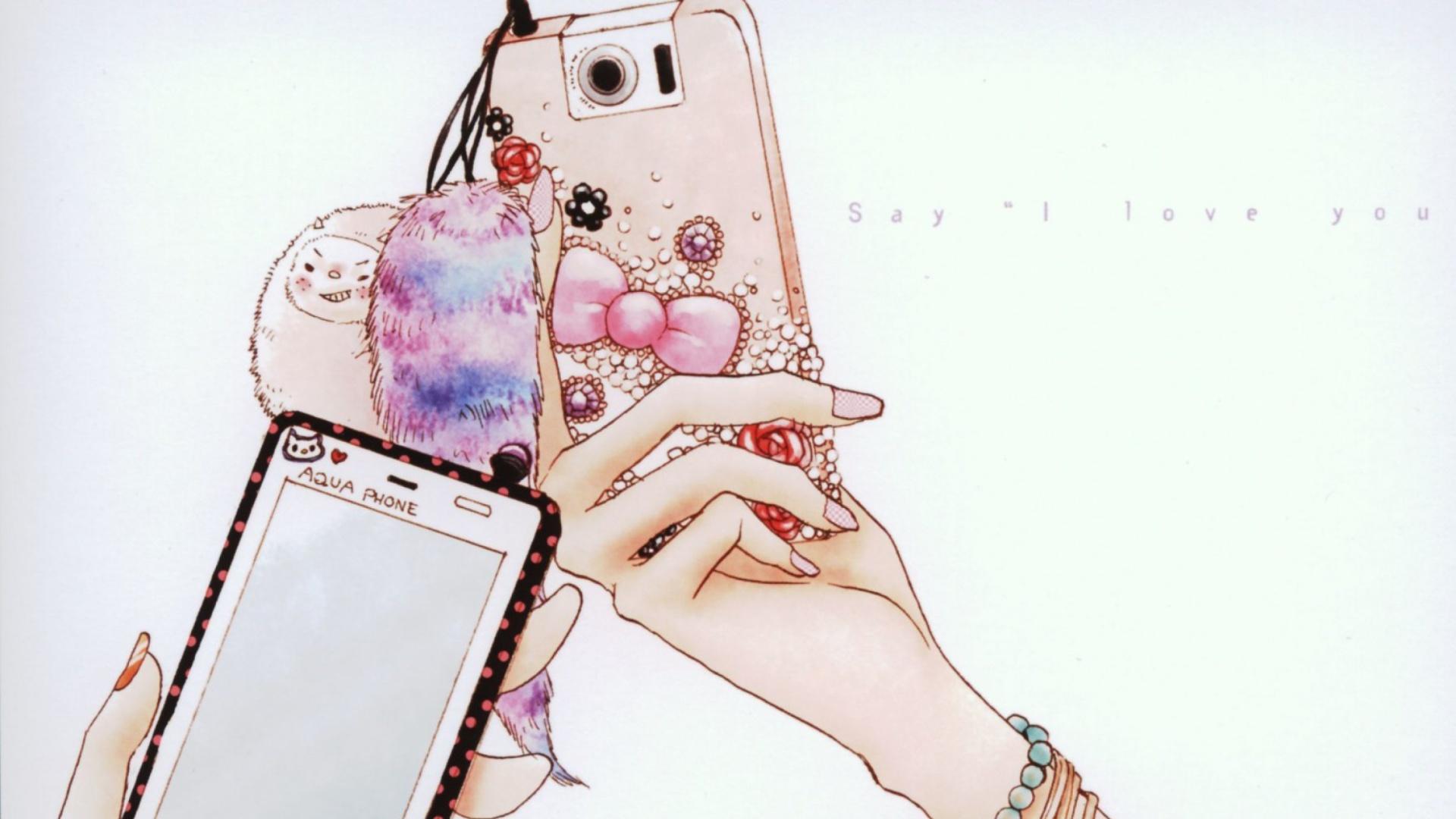 Крутые обои на телефон для девушек вертикальные