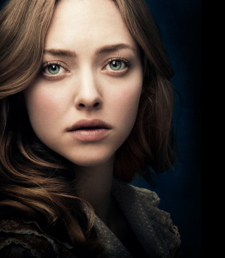 Free Amanda Seyfried In Les Miserables Picture for iPhone 5
