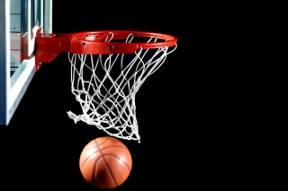 Basketball Background for Android, iPhone and iPad
