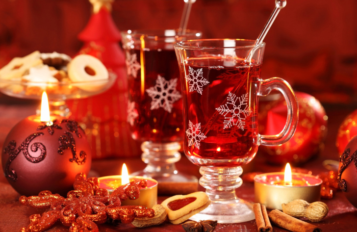 Screenshot №1 pro téma Christmas Mulled Wine
