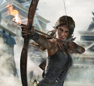 Tomb Raider Definitive Edition Background for iPad mini