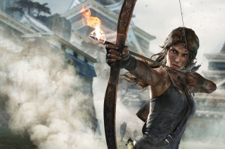 Tomb Raider Definitive Edition sfondi gratuiti per Sharp Aquos SH80F