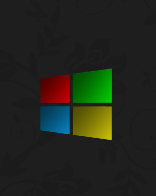 Windows 3D Logo sfondi gratuiti per Nokia Lumia 925