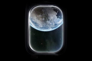 Free View From Outer Space Picture for Android, iPhone and iPad