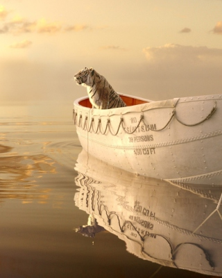Life Of Pi sfondi gratuiti per iPhone 4S