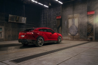 Free Urus Lamborghini Picture for HTC One X+