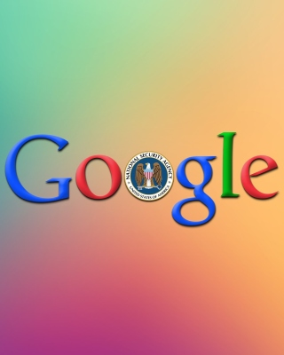 Google Background Wallpaper for Nokia Asha 300