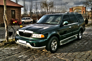 Lincoln Navigator 2000 Wallpaper for Android, iPhone and iPad