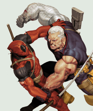 Deadpool Picture for 320x480