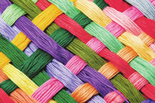 Woolen Art Picture for Android, iPhone and iPad