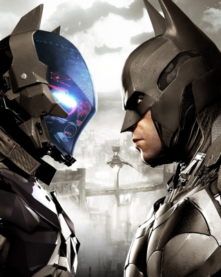 Batman Arkham Knight Wallpaper for Nokia Asha 503