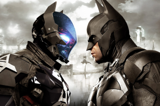 Batman Arkham Knight Background for Sony Xperia E1