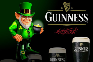 Guinness Beer Background for Android, iPhone and iPad