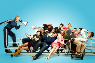 Glee sfondi gratuiti per cellulari Android, iPhone, iPad e desktop