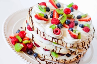 Fruit cake Picture for Android, iPhone and iPad