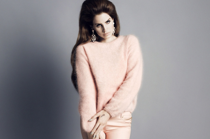 Sfondi Lana Del Rey For H&M