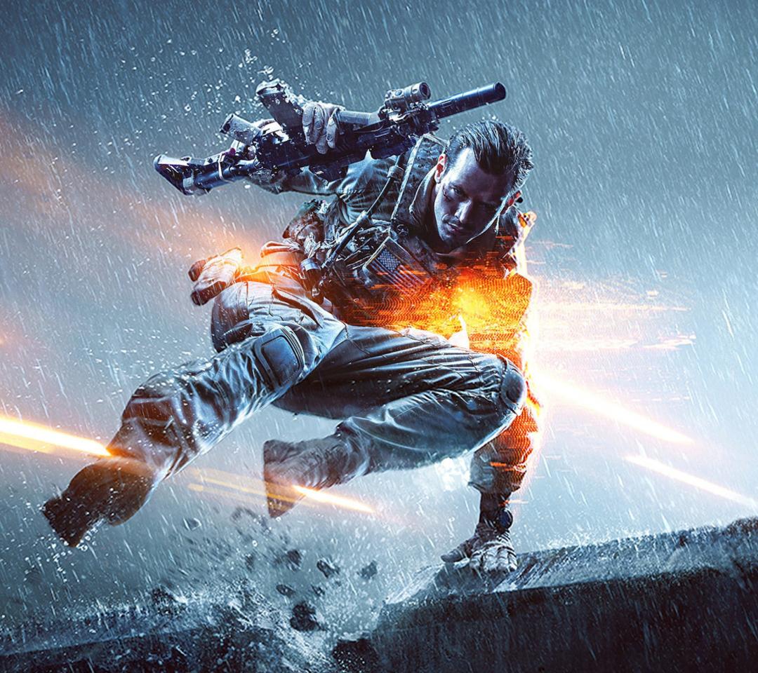 Battlefield 4 Soldier para Motorola Photon 4G
