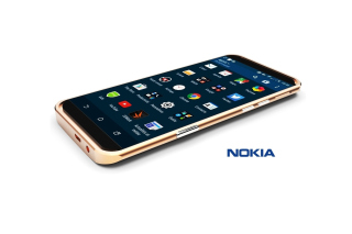 Android Nokia A1 Wallpaper for Nokia X5-01