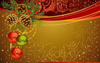 Xmas Greetings Picture for Android, iPhone and iPad