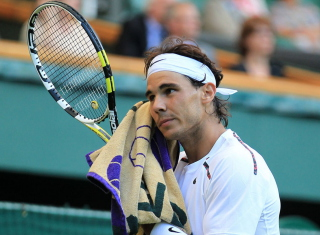 Free Rafael Nadal Picture for Android, iPhone and iPad