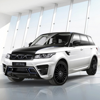Free TOP Range Rover Sport Tuning Picture for iPad mini 2