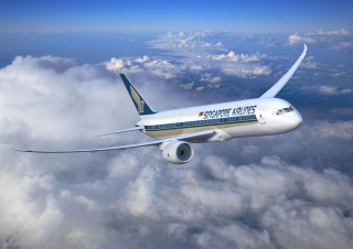 Singapore Airlines Wallpaper for Nokia Asha 201