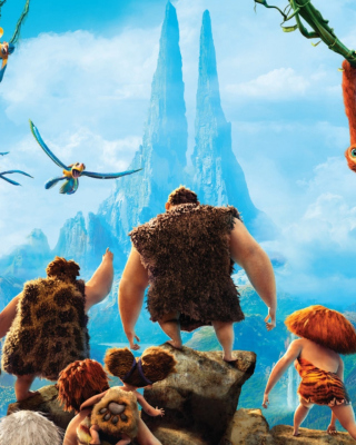 The Croods 2013 Movie Picture for 480x800