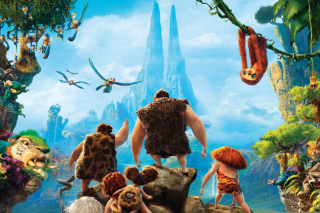 The Croods 2013 Movie - Obrázkek zdarma