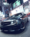 Mercedes-Benz C63 AMG for LG 230 Simple Flip