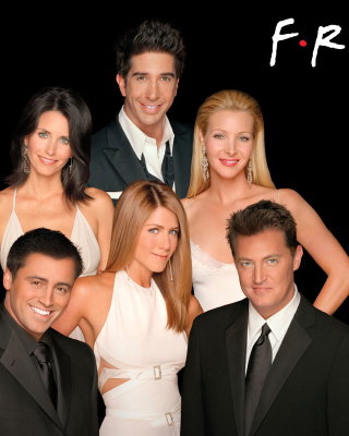 Friends Tv Show Background for Nokia C2-03