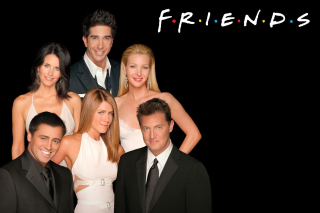 Friends Tv Show sfondi gratuiti per 1200x1024