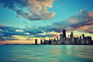 Free Chicago, USA Picture for Android, iPhone and iPad