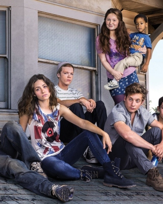 Free Shameless Season 10 Picture for Nokia 5233