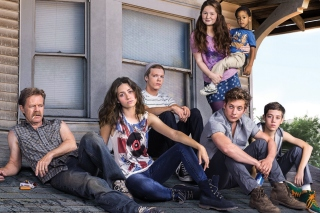Free Shameless Season 10 Picture for Samsung Galaxy Ace 4