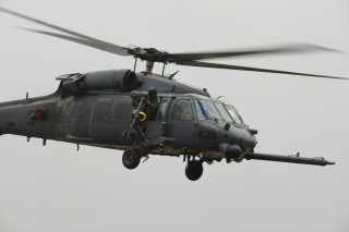 Helicopter Sikorsky HH 60 Pave Hawk Picture for Android, iPhone and iPad