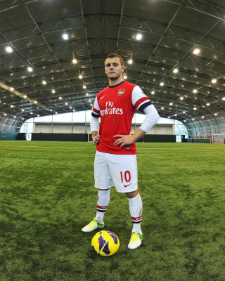Jack Wilshere Arsenal Picture for HTC Titan
