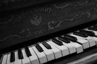 Vienna Piano Background for Android, iPhone and iPad