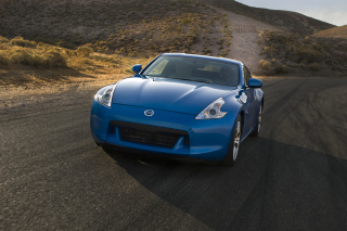 Nissan Z Coupe Background for Android, iPhone and iPad
