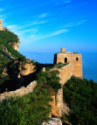 Free China Great Wall Picture for Nokia C1-01