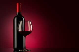 Nice Bottle Of Red sfondi gratuiti per cellulari Android, iPhone, iPad e desktop