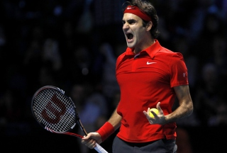 Federer Roger Wallpaper for Samsung Galaxy Ace 4