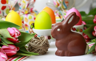 Free Easter Picture for 1080x960