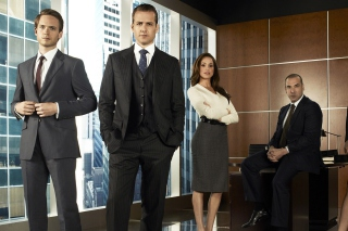 Suits Movie Wallpaper for Android, iPhone and iPad