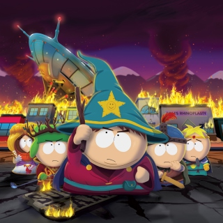 South Park The Stick Of Truth Background for iPad 3