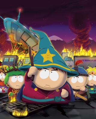 Free South Park The Stick Of Truth Picture for 640x960